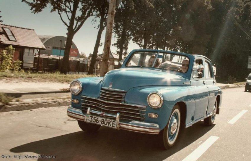 История кабриолетов в России