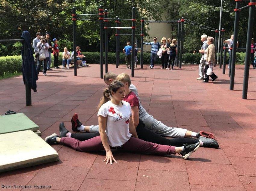 В Кисловодске прошел фестиваль уличных культур