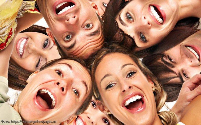 Смех расскажет о характере человека