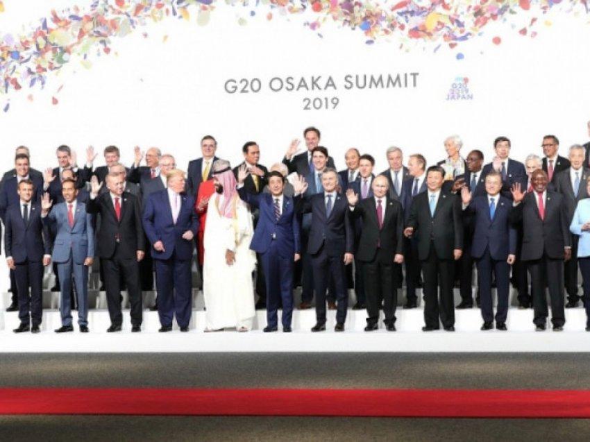 За кулисами «Группы двадцати». Договоры западных элит