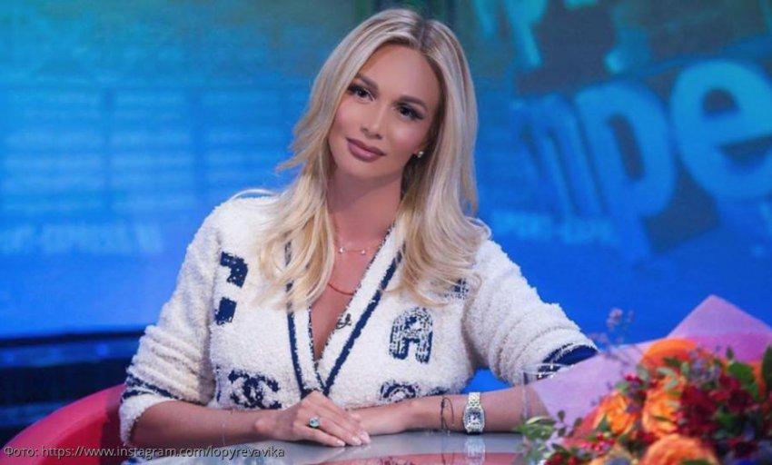 Виктория Лопырева призвала Ксению Собчак прикрывать свою фигуру