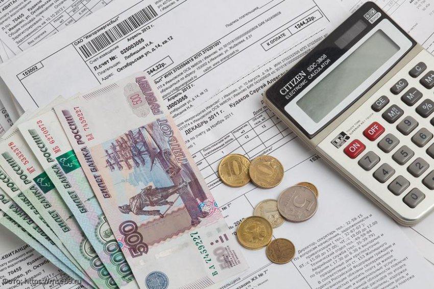 Долги россиян за ЖКХ увеличиваются