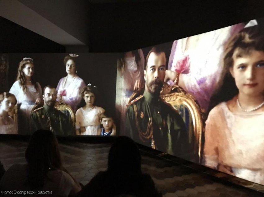 Первая на Ставрополье выставка живых картин открылась в Кисловодске