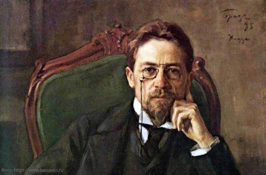 15 июля 115-я годовщина смерти Антона Павловича Чехова