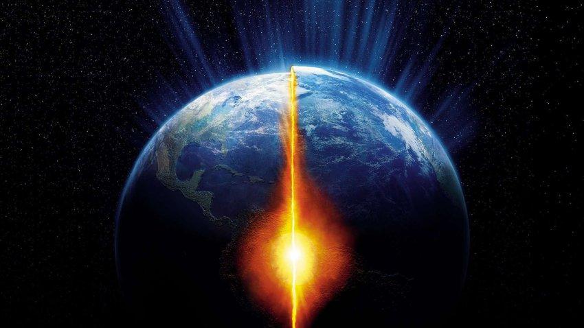 В мантии Земли что-то происходит: на глубине 750 км произошло землетрясение магнитудой 5 баллов