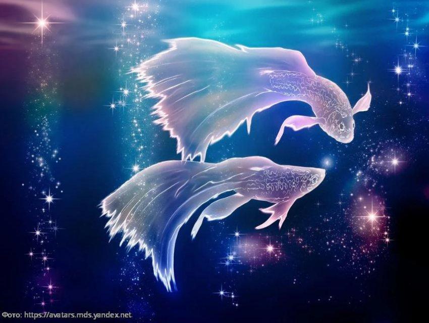 Рыбы - самый эмоциональный знак Зодиака с отменной интуицией
