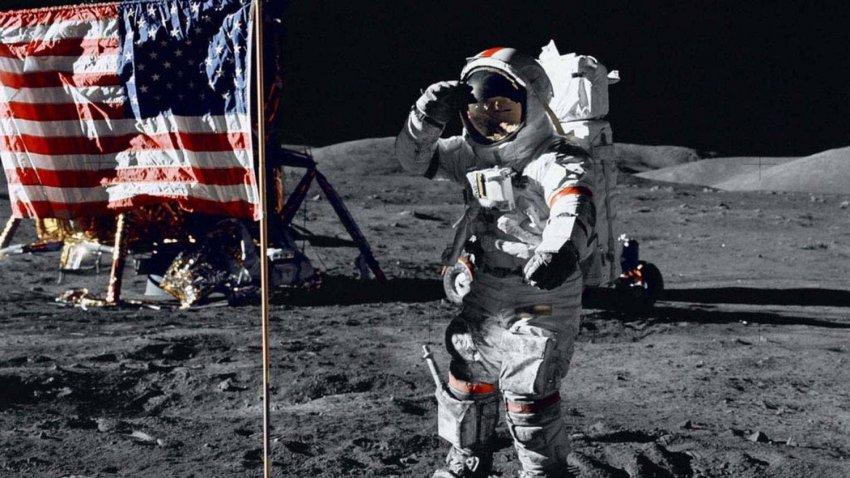 Аполлон 11: речь Ричарда Никсона на случай гибели Армстронга и Олдрина