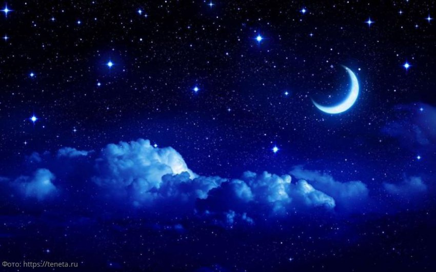 Советы и ритуалы на убывающую Луну