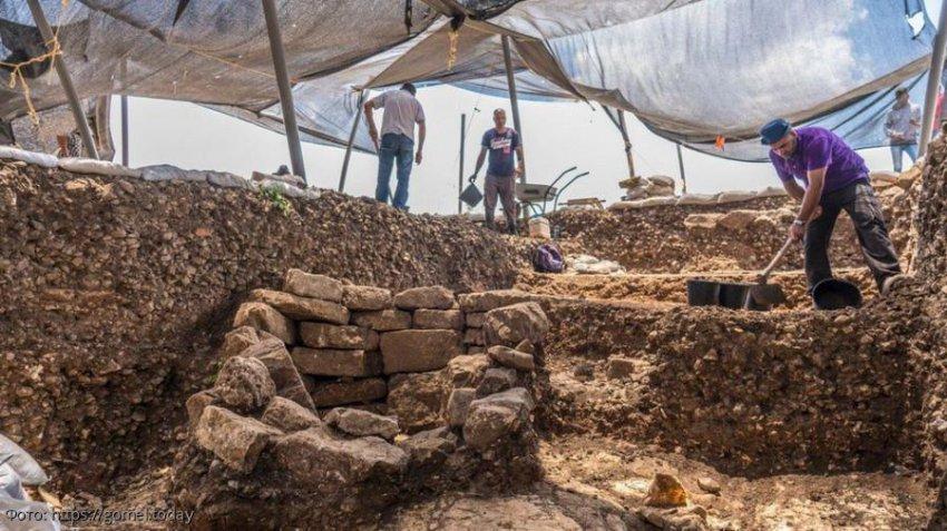 Археологи из Израиля обнаружили гигантское доисторическое поселение