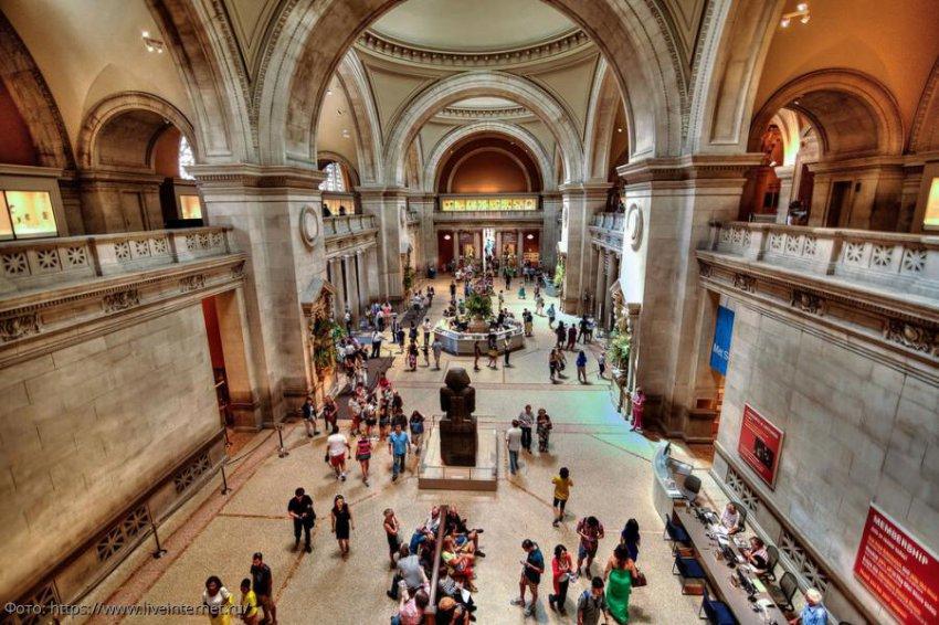 Лучшие 5 мест для посещения туристами в Нью-Йорке