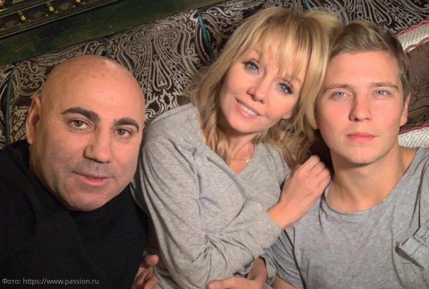 Валерия и Иосиф Пригожин оштрафованы полицейскими во Франции