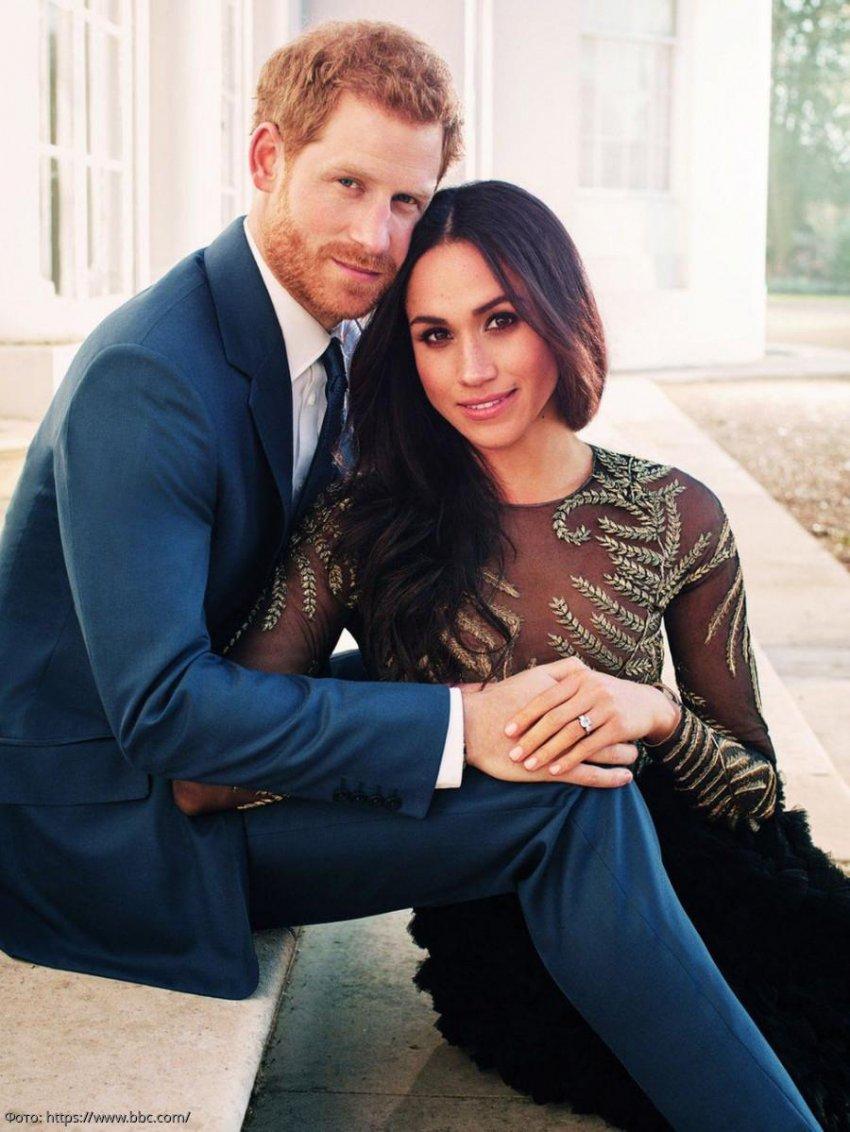 Принц Гарри хочет вместе с Меган Маркл пойти к семейному психологу