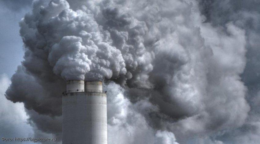 Названы причины загрязнения российских городов