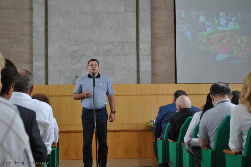В администрации Кисловодска прошел День руководителя