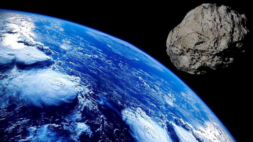 Ученые пересмотрели шансы на столкновение Земли с астероидом 2006 QV89