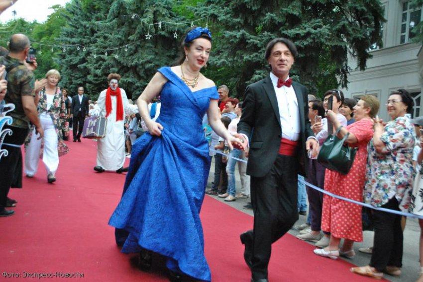 В Ессентуках открылся второй кинофестиваль «Хрустальный Источник»