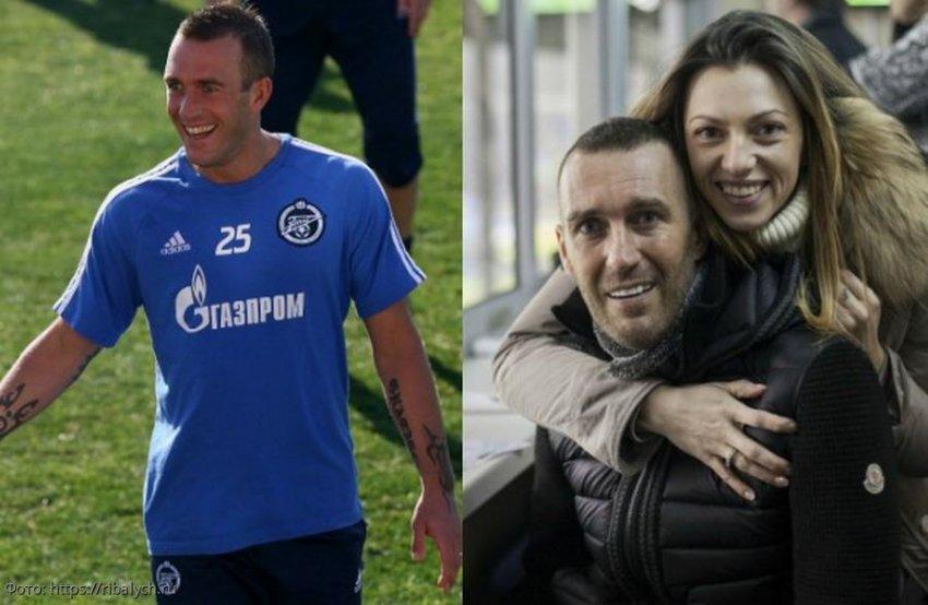От умирающего от рака экс-футболиста «Зенита» Фернандо Риксена отказались родители
