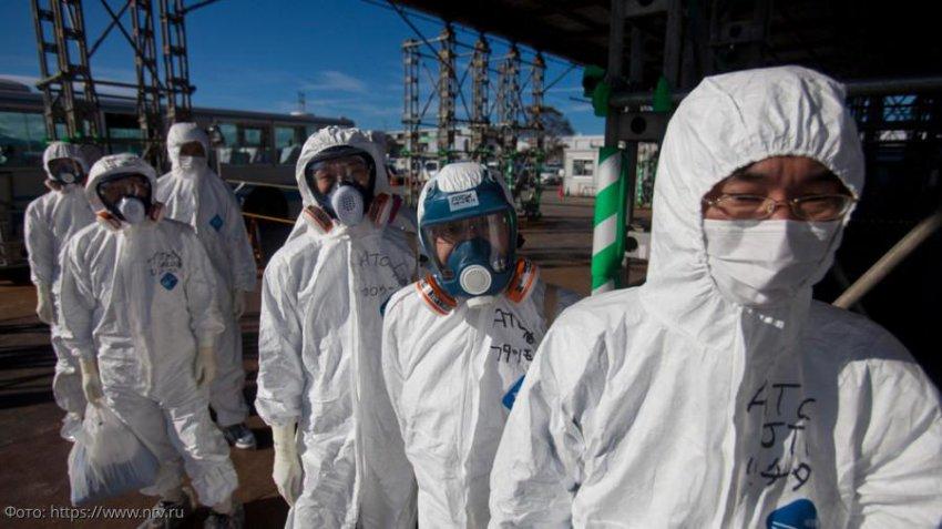 Японские власти скрывают опасность, которая исходит от аварийной АЭС «Фукусима-1»