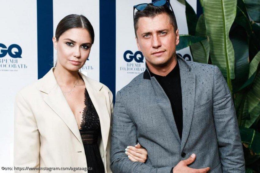 Агата Муцениеце отказалась поздравлять мужа с годовщиной свадьбы в соцсети