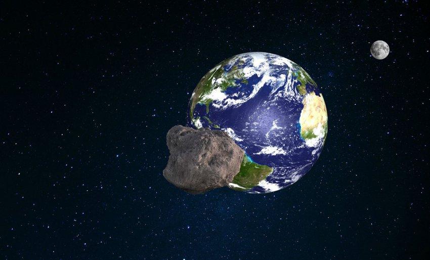 К Земле летит астероид 2019 OD: опасное сближение произойдет 24 июля