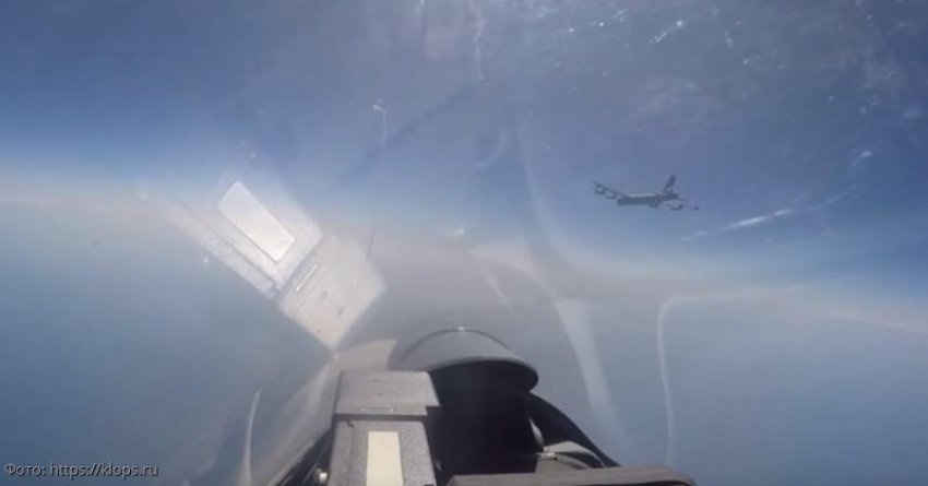 Южная Корея обвиняет Россию в нарушении воздушного пространства