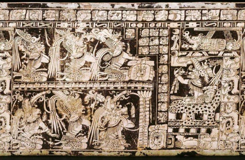 Сотворение мира по «Книге Народа» древних индейцев Майя
