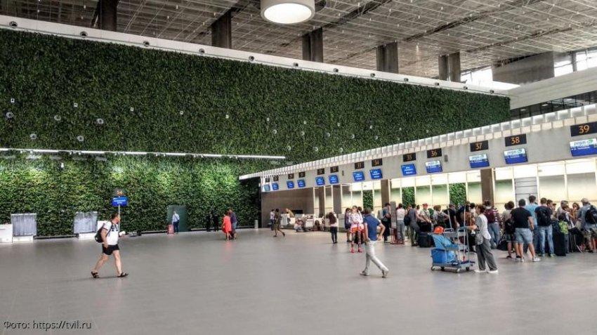 В аэропортах планируют открыть платные комнаты для курения