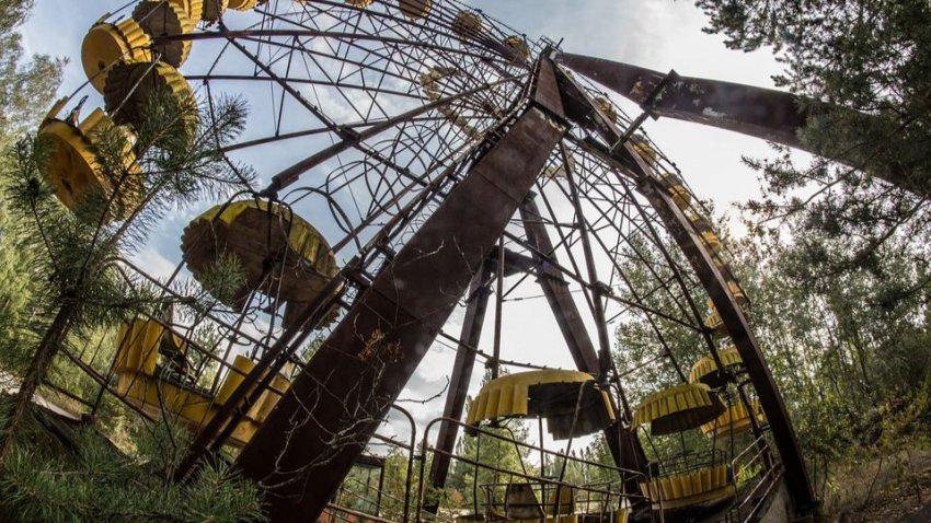 Зоны смерти: в Чернобыле обнаружены новые участки с рекордными показателями радиации