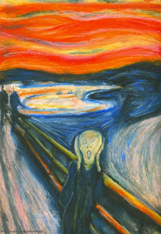 3 известные картины, которые приносят людям зло