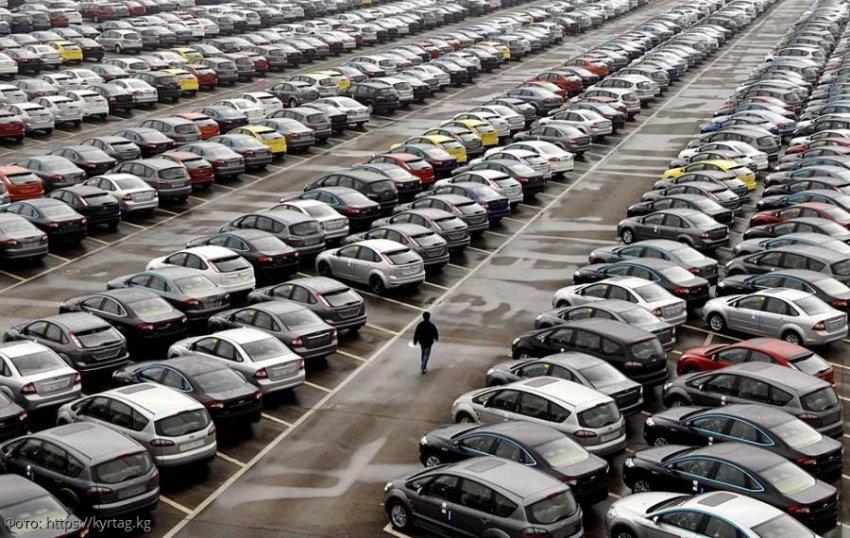 Китай будет поставлять в Россию подержанные автомобили