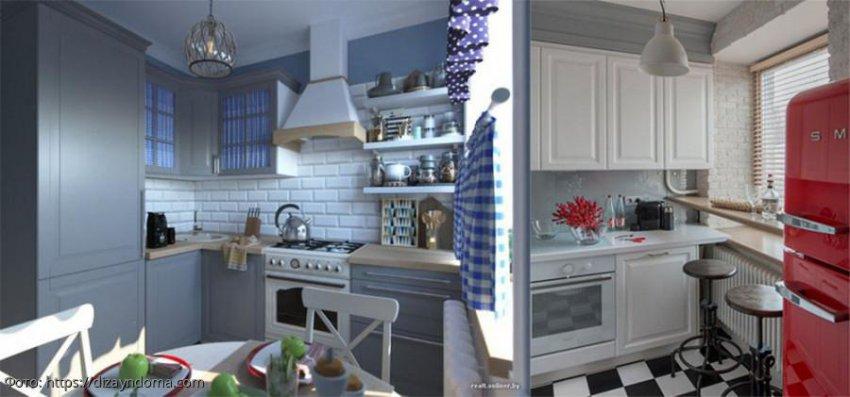 Уютная теснота: как сделать маленькую кухню удобной для жизни