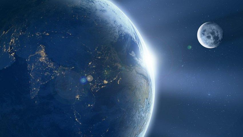 НАСА: землетрясений стало больше, так как Земля стала вращаться медленнее