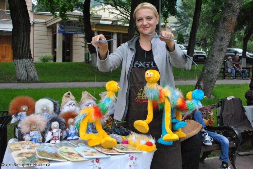 В Пятигорске прошел фестиваль «С чего начинается Родина»