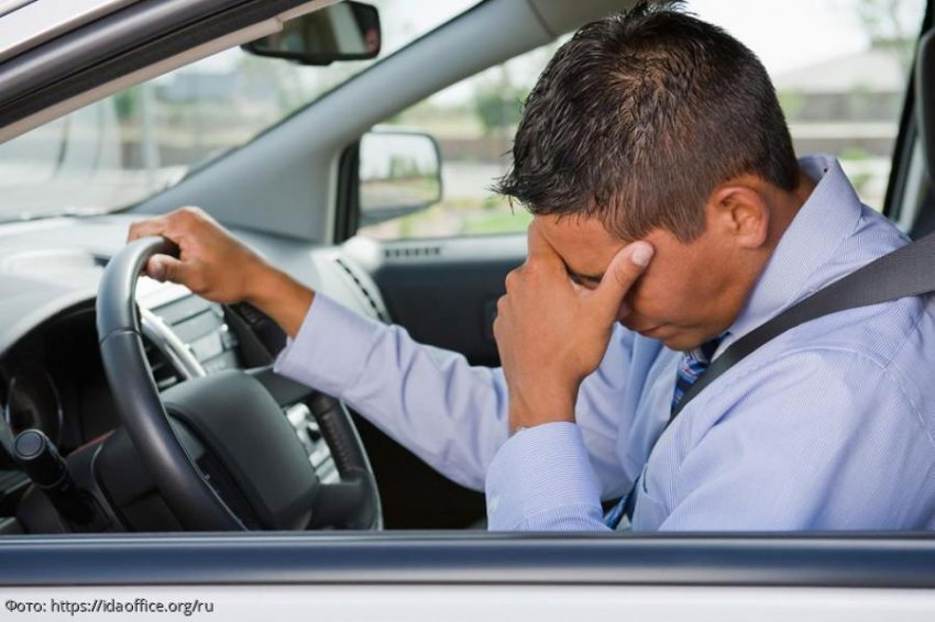 Способы снятия стресса после длительной автомобильной пробки