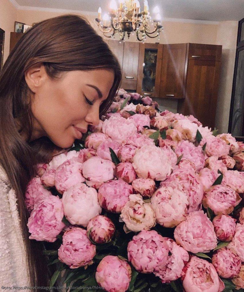 Виктория Боня намекнула, что наконец-то обрела любовь