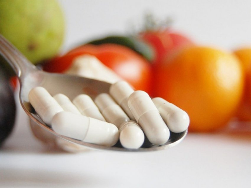 БАДы и синтетические витамины не улучшают здоровье