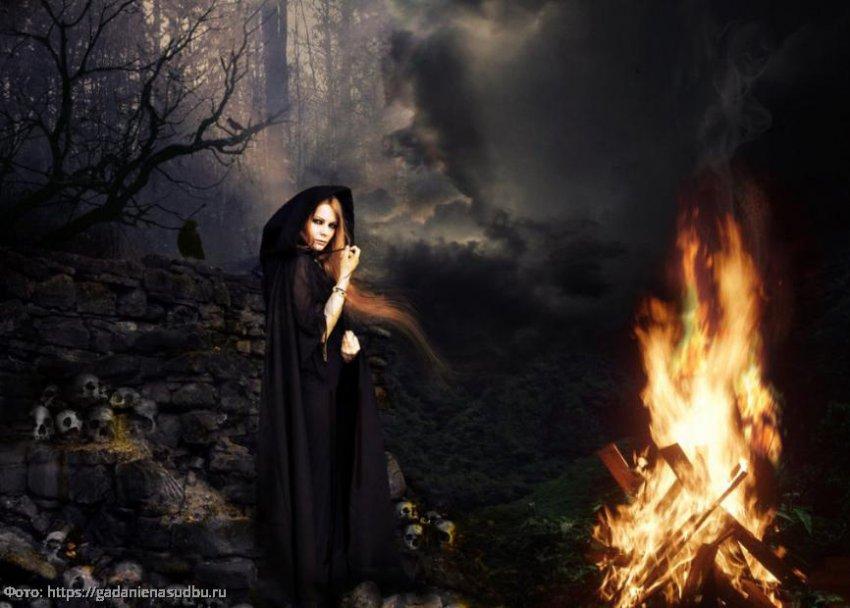 Черная магия и ее опасная сущность
