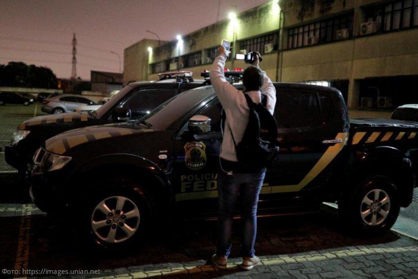 В Бразилии злоумышленники похитили из аэропорта 750 килограммов золота