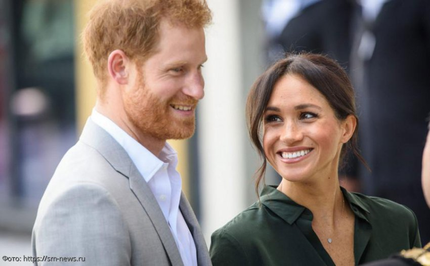 Британцы обвинили Меган Маркл в плохом влиянии на принца Гарри
