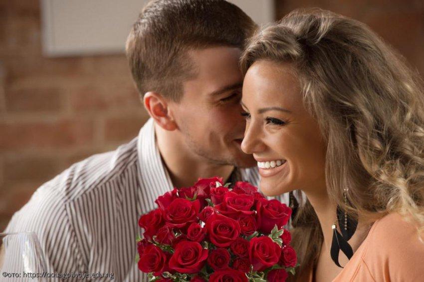 Комплименты, от которых женщины расплываются в улыбке
