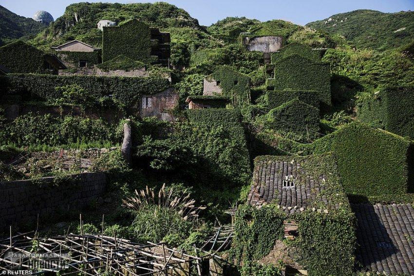 30 лет назад тут жило 3 тысячи человек | Загадки планеты Земля | Паранормальные новости