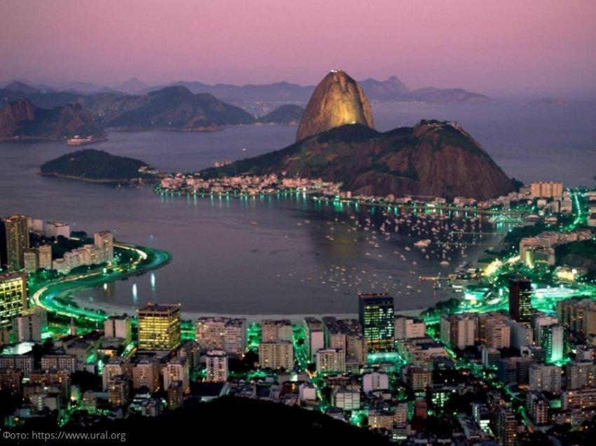 Топ-3 самых красивых стран мира