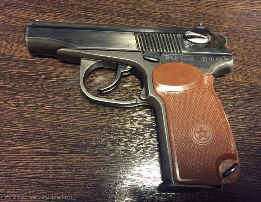 История легендарного пистолета Макарова