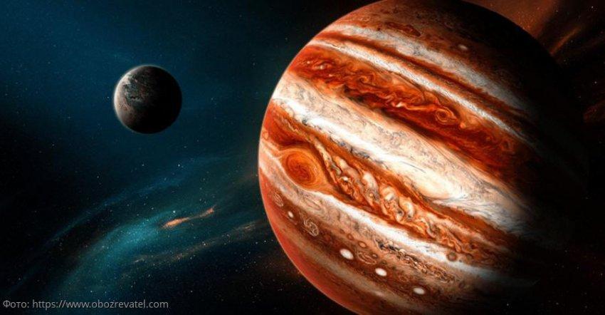 Планеты, которые видны на небе невооружённым глазом