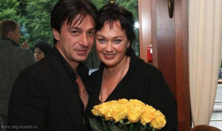 Лариса Гузеева побывала на даче у режиссера Эвклида Кюрдзидиса
