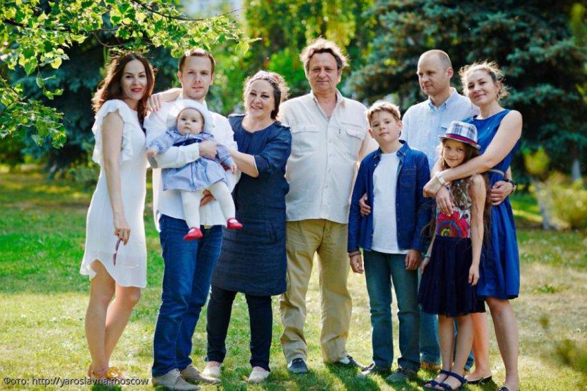 Знаки Зодиака, которые обзаводятся большими семьями