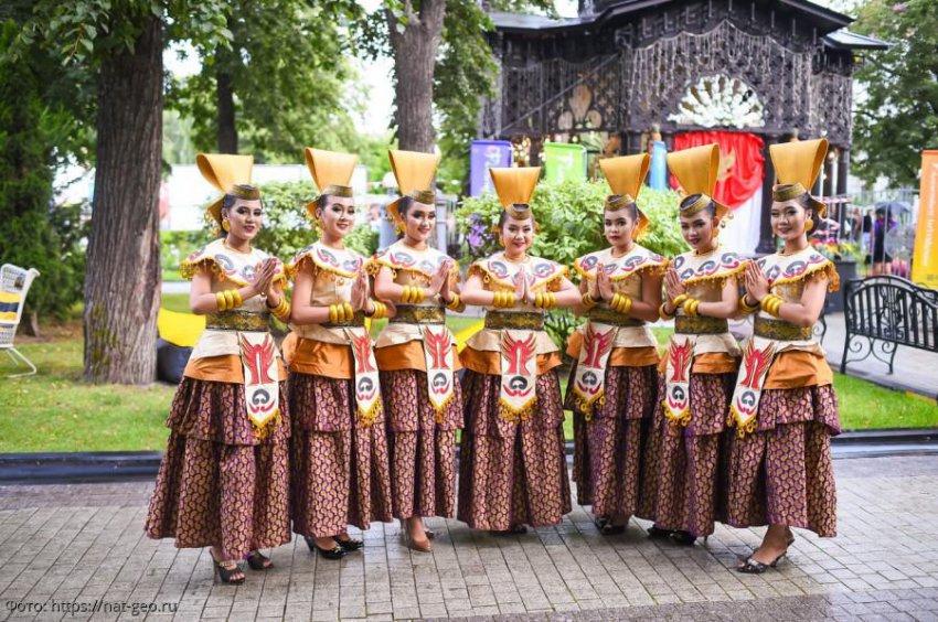 В Москве пройдет Четвертый Фестиваль Индонезии