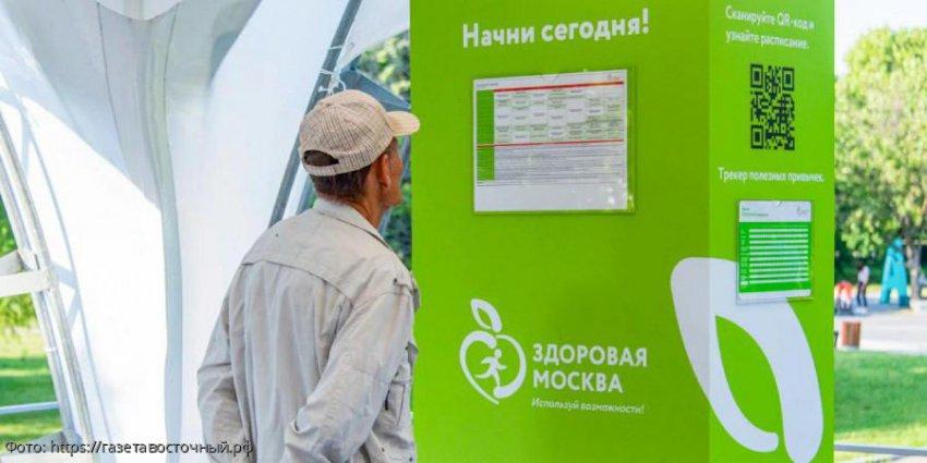Проект «Здоровая Москва»: все, что вам нужно знать о своем здоровье