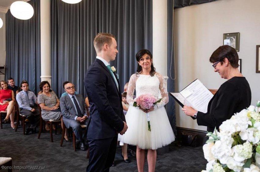 10 нелепых фото от честного свадебного фотографа, который показывает, что скрыто за красивыми кадрами