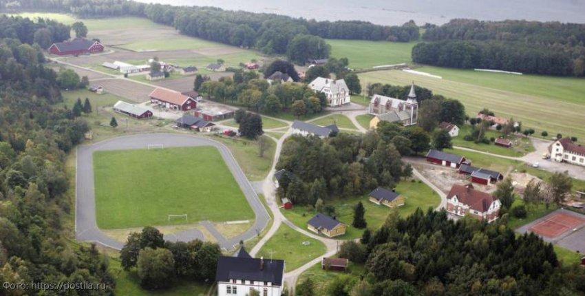 Условия, в которых содержатся особо опасные преступники в Норвегии